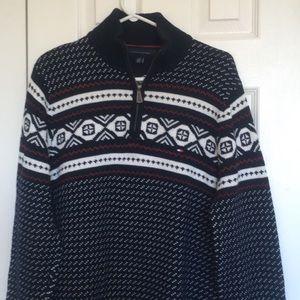 * Men's Tommy Hilfiger sweatshirt